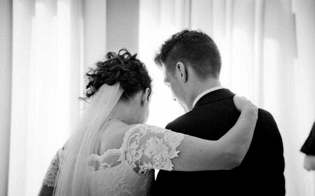 Bryllups fotografering